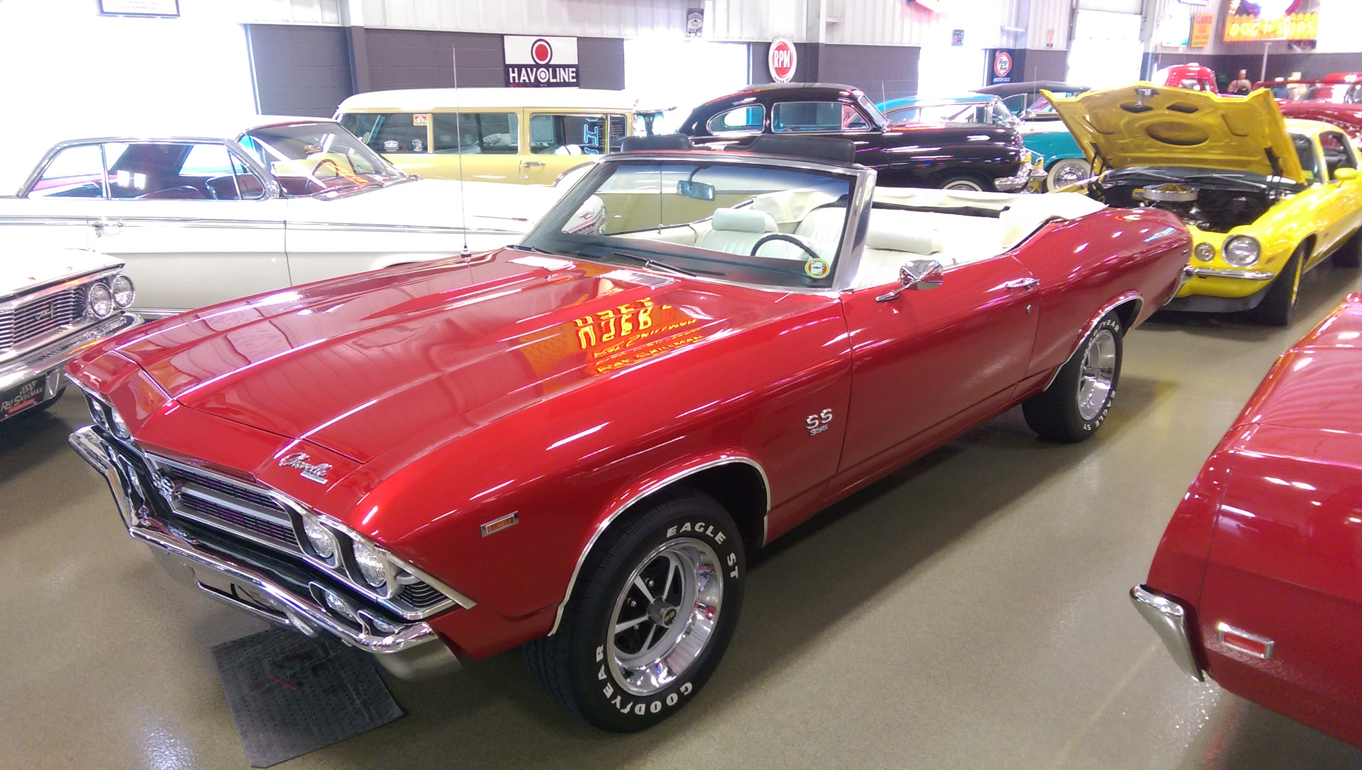 Ray Skillman Chevy >> Collecting the Classics | Center Grove Monthly Magazine | News | Events | Schools