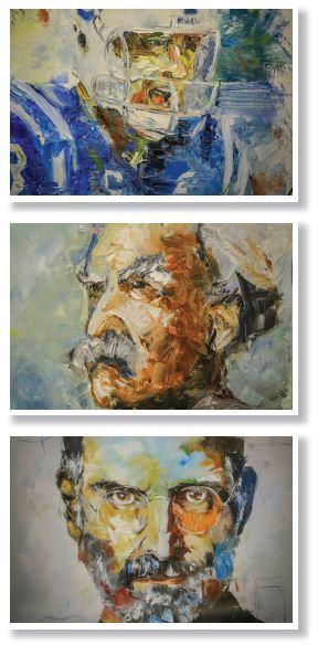 charles horsman artist paintings