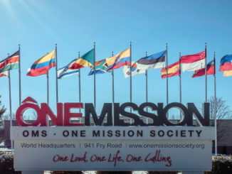 One Mission Society Cover