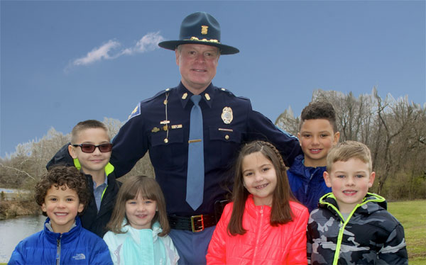 Stoney Vann, Indiana State Police