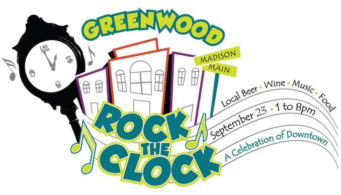 Rock The Clock Greenwood