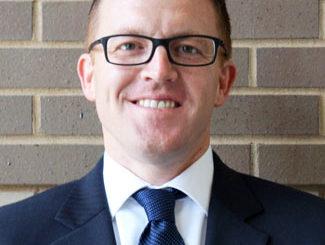 Ron Siner North Grove Elementary Principal