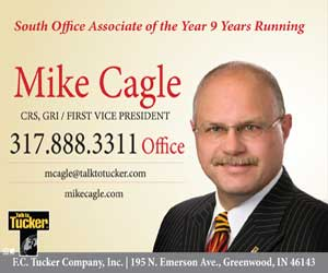 Mike Cagle Realtor Greenwood Homes for Sale